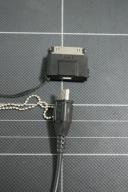 サードパーティ製 USB 接続/充電アダプタ