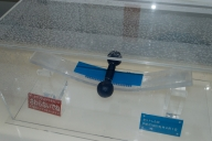 氷の実験展示