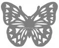 シンプル蝶④