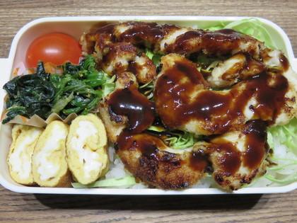 チキンカツ丼弁当