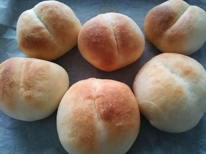久々だったので白いパンじゃなくて茶色いパンになっちゃった