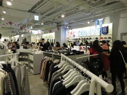 ショッピングエリア1