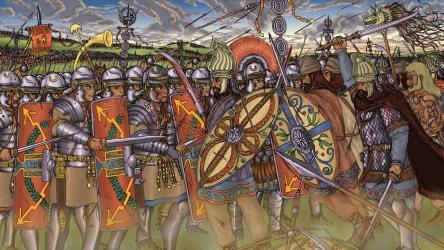 ローマ軍の物語15