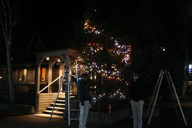 クリスマス準備9