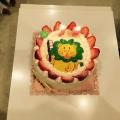 16周年ケーキ250