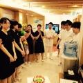 16周年記念ケーキ2