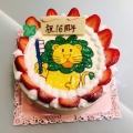 16周年記念ケーキ1250