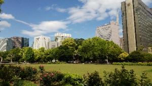 日比谷公園2015年5月4日②