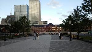 東京駅2015年5月4日