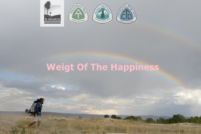 Weight of the happiness