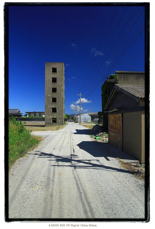 伊良湖の六階建て陸軍技術本部伊良湖試験場気象観測塔1208iragohaikyo03.jpg