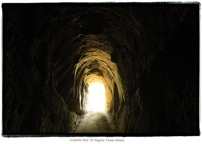 素掘りのトンネル岩谷隧道1501harumatome15.jpg