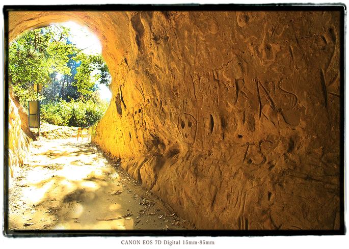 素掘りのトンネル岩谷隧道1501harumatome16.jpg