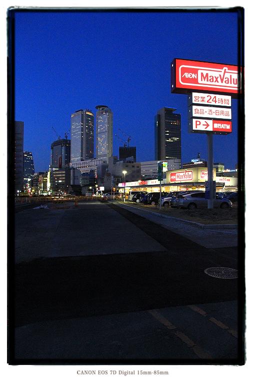 マックスバリュ太閤店からの名古屋駅夜景11502redevelop22.jpg