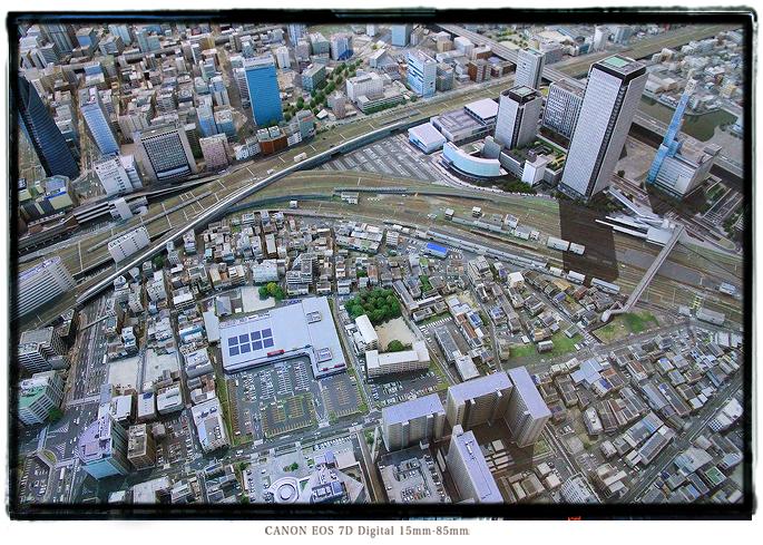 ささしまライブ24再開発完成予想模型1502sasashimalive01.jpg