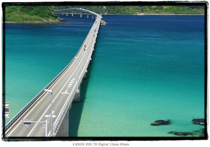 GWの角島大橋と角島1505gw0101.jpg