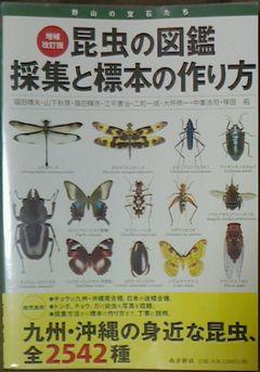 昆虫の図鑑-表紙