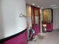 コラッジョの入り口の辺