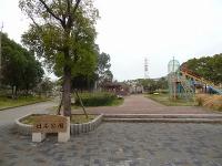 刈谷市 日高公園の梅1