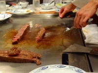 ステーキランド肉