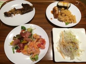 千葉県野田市おすすめバイキング「ブッフェ食堂グラングル」♪