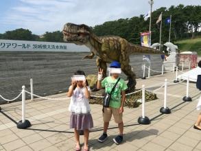 【子供と遊ぶ】 恐竜に熱中する(はまる)幼児・子供におすすめ!リアル恐竜立体図鑑♪