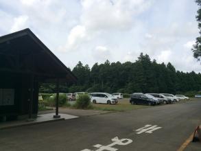 牛久自然観察の森 無料駐車場