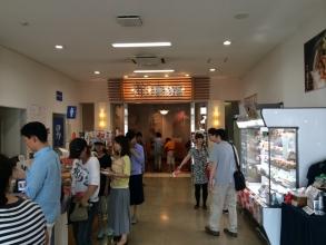 タカノフーズ水戸工場で納豆工場見学