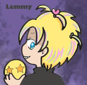 レミー闇擬人