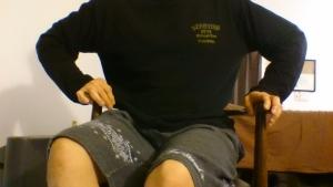 大腿二頭筋、半腱様筋、半膜様筋筋膜リリース1