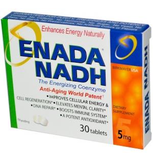 Co - E1, エナダ NADH, 5 mg, 30錠 ニコチンアミドアデニンジヌクレチオド jp.iherb.com/co-e1-enada-nadh-5-mg-30-tablets/10172?rcode=fwk645 人は食事制限で、 ニコチンアミドアデニンジヌクレチオドが増えま