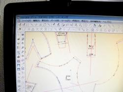 CADの描線
