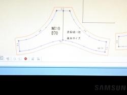 CAD作業中
