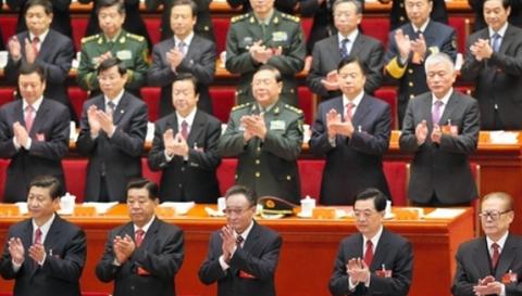 中国共産党