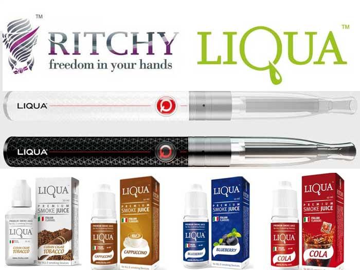 VAPE、ベイプ、電子タバコ、イタリアの電子タバコメーカー LIQUAのVaping Pen