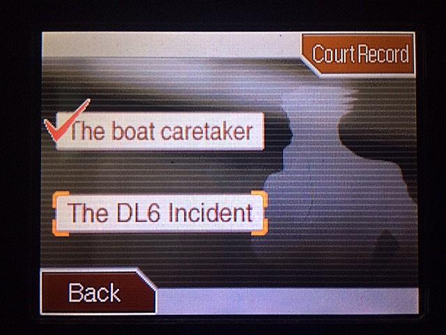 逆転裁判 北米版 DL-6を知るために…2