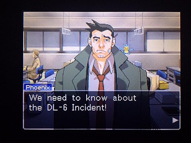 逆転裁判 北米版 DL-6を知るために…5