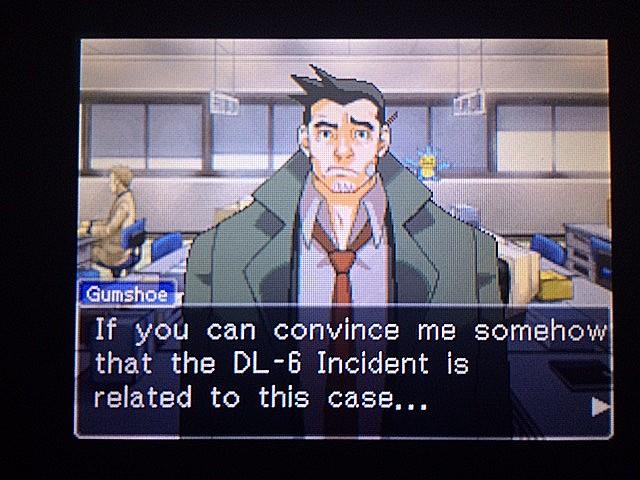 逆転裁判 北米版 DL-6を知るために…13