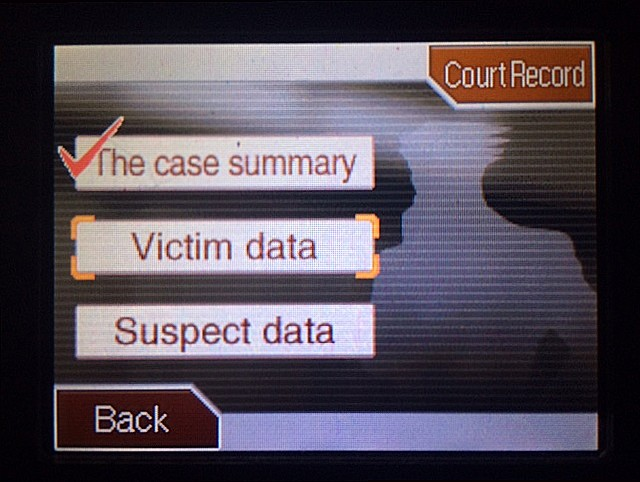 逆転裁判 北米版 DL-6事件、被害者と被告2