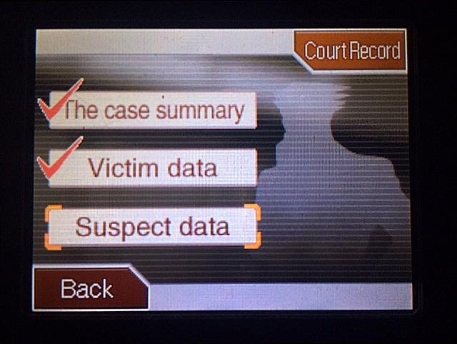 逆転裁判 北米版 DL-6事件、被害者と被告13