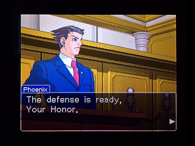 逆転裁判 北米版 審理二日目開廷3