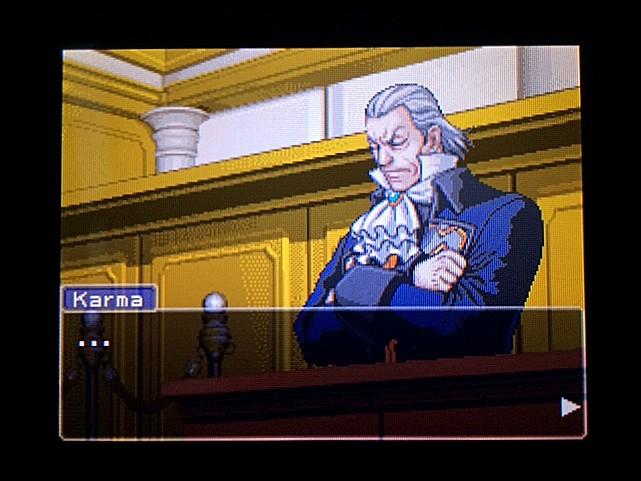 逆転裁判 北米版 審理二日目開廷4