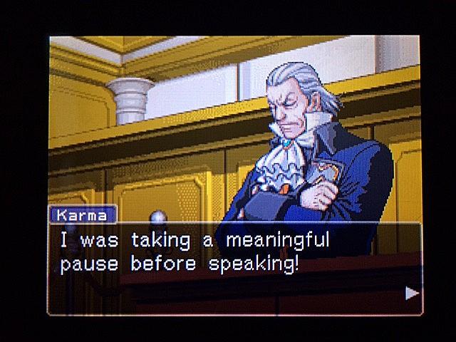 逆転裁判 北米版 審理二日目開廷10