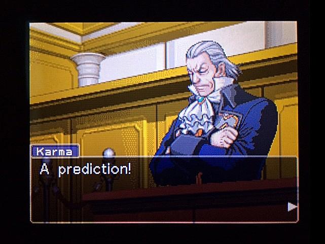 逆転裁判 北米版 審理二日目開廷12