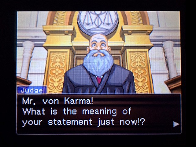 逆転裁判 北米版 審理二日目開廷14