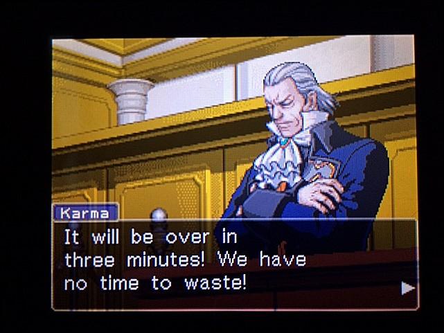 逆転裁判 北米版 審理二日目開廷16