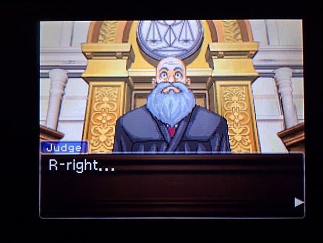 逆転裁判 北米版 審理二日目開廷18