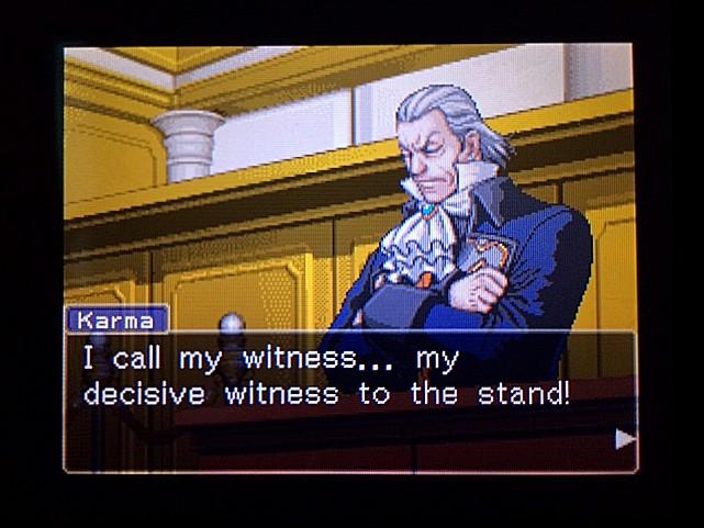 逆転裁判 北米版 審理二日目開廷19