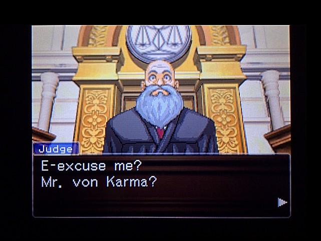 逆転裁判 北米版 オジサンの証言16