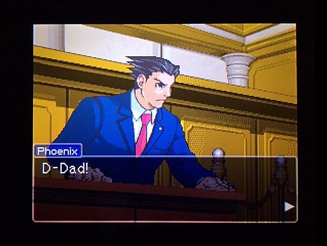 逆転裁判 北米版 オジサンの証言32